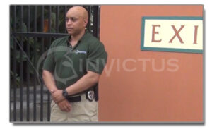 Temporary Security Services Florida